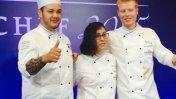 Peruana quedó entre los 3 mejores cocineros jóvenes del mundo