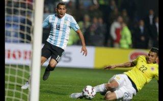 Jeison Murillo y la jugada que llevó a los penales a Argentina