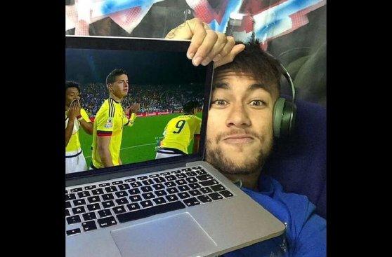 Los memes de la victoria de Argentina sobre Colombia