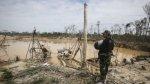 Campamentos de minería ilegal fueron destruidos en Amazonas - Noticias de dragas