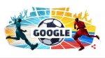 Google: 'Doodle' del Argentina vs. Colombia por Copa América - Noticias de mar de copas