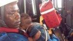 Colombiana contó cómo sobrevivió 5 días en la selva con su bebé - Noticias de accidentes aéreos