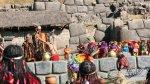 Inti Raymi: estas son las medidas de protección en Sacsayhuamán - Noticias de piezas arqueologicas