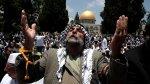 Rezo masivo en Jerusalén por el Ramadán [VIDEO] - Noticias de ministerio de defensa