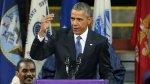 Charleston: Obama cantó contra la violencia racial [VIDEO] - Noticias de viernes negro