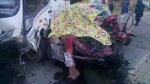 Huaraz: 2 muertos y varios heridos deja choque entre bus y auto - Noticias de placas de rodaje