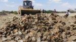 Piura: encuentran enterradas latas de conserva de pescado - Noticias de ministerio de la mujer