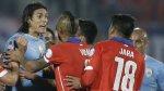 Uruguay denunciará al chileno Gonzalo Jara ante Conmebol - Noticias de sanciones disciplinarias