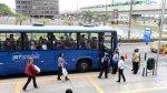 Corredor Javier Prado: preoperación no iniciará el 1 de julio - Noticias de gerencia de transporte urbano