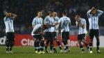 Argentina y la dramática definición por penales (FOTOS) - Noticias de mar de copas