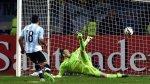 Argentina venció 5-4 a Colombia en penales y pasó a semifinales - Noticias de nicolas rodriguez zuniga