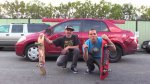 Steve-O de Jackass enseña a romper un auto con estilo [VIDEO] - Noticias de jackass