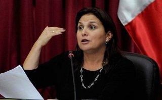 "Marisol Pérez Tello: ""No persigo a nadie, yo busco la verdad"""