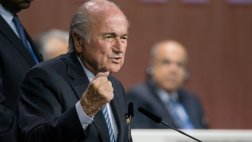 """Blatter a diario suizo: """"No soy candidato, soy el presidente"""""""