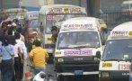 Hoy vence plazo de transportistas para  renovar rutas