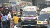 Plazo para que transportistas renueven sus rutas vence hoy