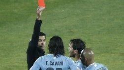 """Árbitro de Chile-Uruguay: """"Lo de Jara es inaceptable, no lo vi"""""""