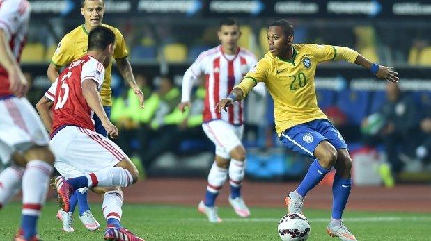 Paraguay venció a Brasil 4-3 en penales y clasificó a semis