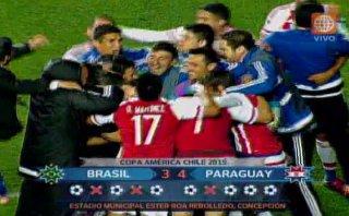 Paraguay: González marcó penal decisivo para la clasificación
