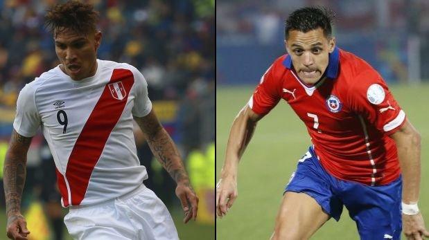 Perú vs. Chile: se miden por pase a la final de Copa América
