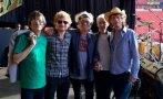 Ed Sheeran cantó con Mick Jagger y los Rolling Stones (VIDEO)
