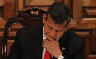 ¿Por qué aprobación de Ollanta Humala cayó a su nivel más bajo?