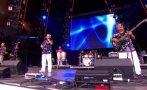 Cumbia All Stars tocó en festival inglés Glastonbury 2015