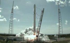 Nave espacial se desintegró minutos después de despegar [VIDEO]