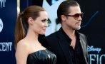 Angelina Jolie y Brad Pitt toman el té con duques de Cambridge
