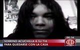 SMP: joven acuchilló a su tía por disputa de casa