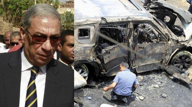 Fiscal general de Egipto muere tras atentado con bomba