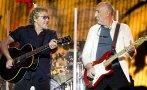 Glastonbury terminó con The Who, Patti Smith y el Dalai Lama