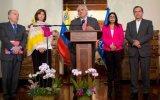 """""""Los venezolanos son quienes deben solucionar sus problemas"""""""