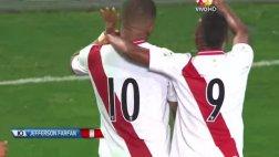 Perú vs. Chile: la blanquirroja ya le ganó al Chile de Sampaoli