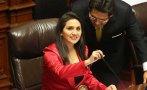 Ana María Solórzano niega compra de iPad para congresistas