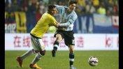 """Messi: """"En Sudamérica hay mucho roce, no se ve tanto fútbol"""""""
