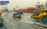 Día de San Pedro celebrado por cientos de pescadores del Callao