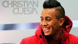 Christian Cueva y su promesa para enfrentar a Chile