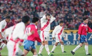 Perú vs. Chile: la fea historia de 1997 y la hostilidad chilena