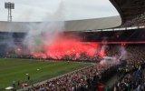 Impresionante: así recibieron al Feyenoord... en una práctica