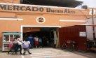 Nuevo Chimbote: recién nacido fue abandonado en baño de mercado