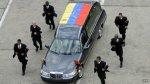Carroza que llevó el cuerpo de Hugo Chávez volverá a Colombia - Noticias de bbc mundo