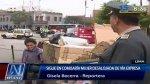 Vía Expresa: anciana desalojada aún no es llevada a un albergue - Noticias de vía expresa