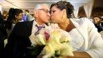 Circuito Mágico del Agua fue escenario de matrimonio masivo - Noticias de relaciones familiares