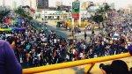 Marcha del Orgullo Gay: colorido desfile a favor de la igualdad - Noticias de gerencia de transporte urbano