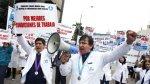 Essalud: médicos acatarán paro de 24 horas este 8 de julio - Noticias de essalud