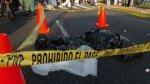 Moquegua: pareja muere arrollada en la carretera Binacional - Noticias de accidente de carretera