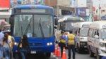 Javier Prado: suspenden retiro de combis que compiten con buses - Noticias de gerencia de transporte urbano