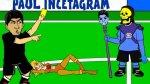 Animación se burla de Gonzalo Jara y Edinson Cavani [VIDEO] - Noticias de luis suarez