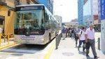 Hoy no operarán buses expresos del Metropolitano por feriado - Noticias de no laborables